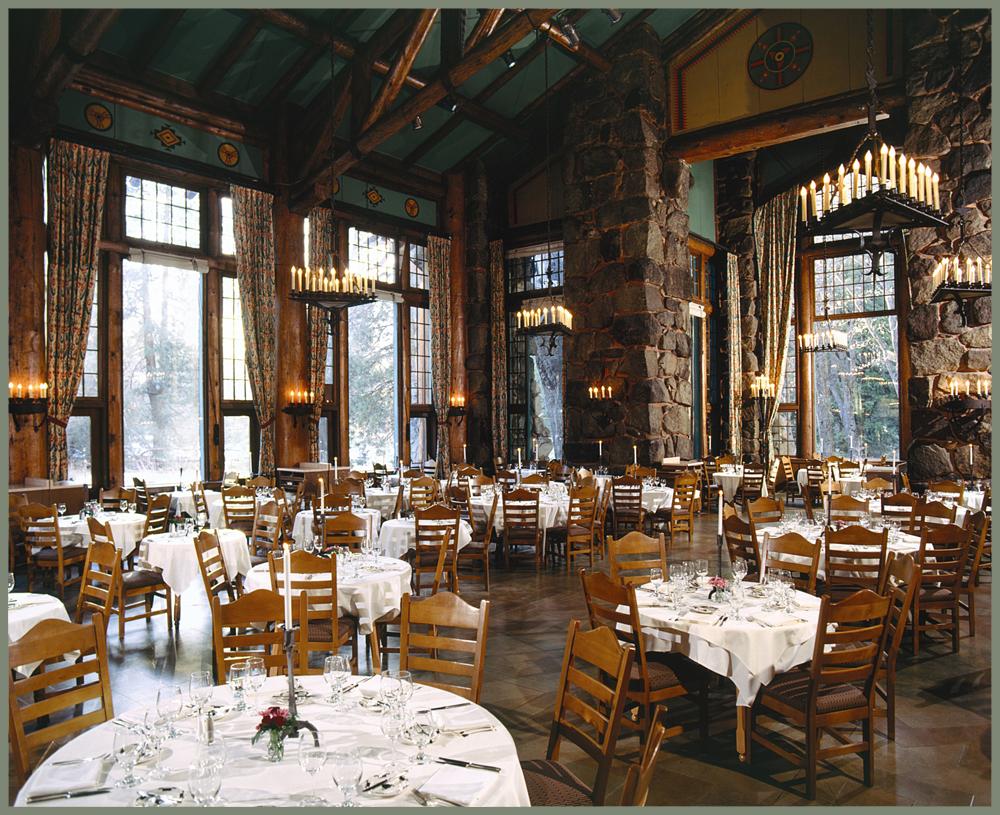 Majestic Yosemite Hotel Dining Room